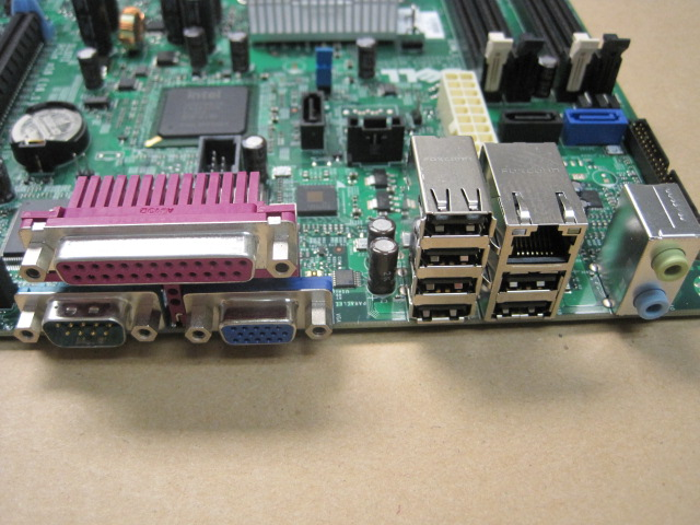 DELL Optiplex 755 Small Form Factor PC motherboard genuine